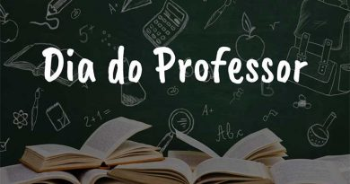Dia do Professor | 15 de outubro