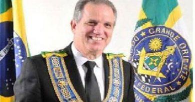 POSSE DO SECRETÁRIO GERAL DE RELAÇÕES EXTERIORES, IRMÃO LUCAS GALDEANO.