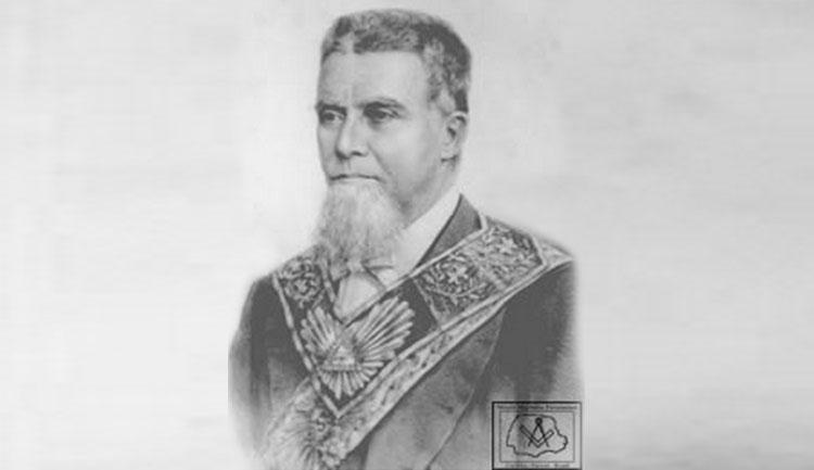 Irmão Saldanha Marinho morreu no dia 27 de Maio de1895, aos 79 anos, no Rio de Janeiro, e seu corpo foi sepultado no Cemitério São João Batista.