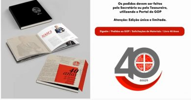 O Grande Oriente Paulista (GOP ou GOP-SP) fundada em 04 de agosto de 1981.