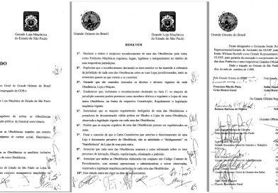 Tratado entre a GLESP e o GOB